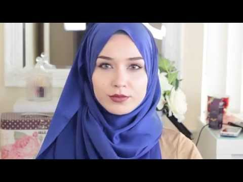 HIJAB TUTORIAL | Silk Scarf