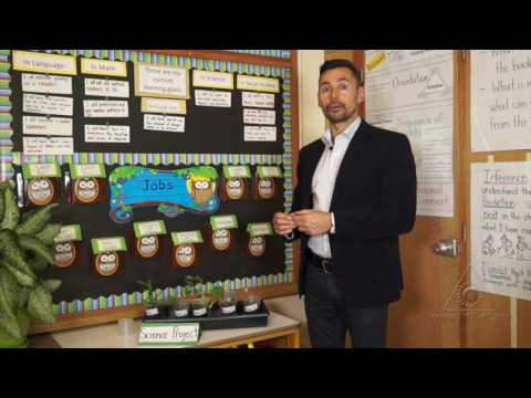Class Jobs: Motivating Reading while Fostering Responsibility (Virtual Tour)