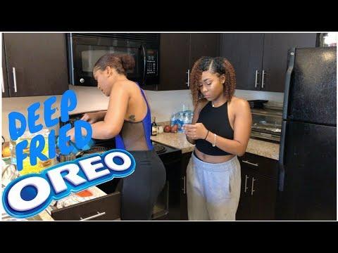HOW TO MAKE FRIED OREOS!!