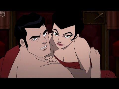 Bruce Wayne & Selina Kyle make love   Batman: Gotham by Gaslight