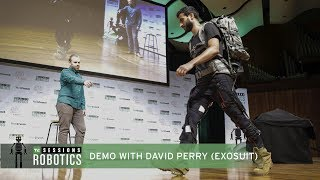 Demo with David Perry (Harvard University SEAS)