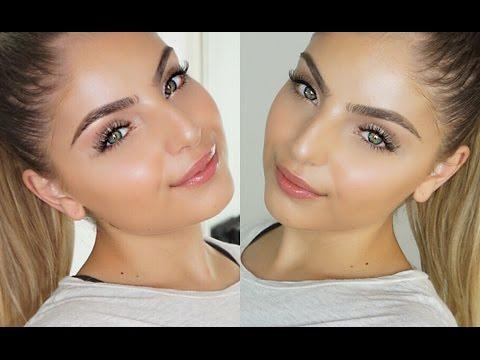 Fresh Skin, Glowing Face Makeup Tutorial + Skin Prep