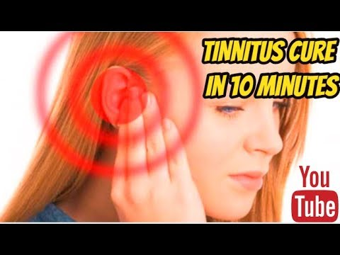 👂Tinnitus Healing frequency 🎧 Tinnitus cure in 10 minutes | Subliminal Affirmations ⛅