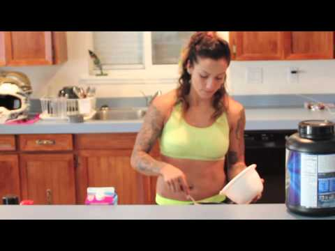 Protein Pancakes with Jacqueline Carrizosa
