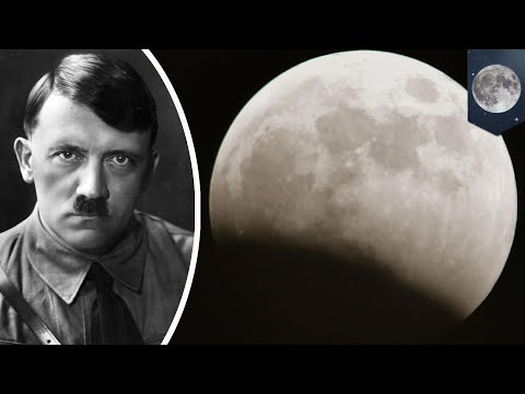 Hitler not living on the moon, study confirms - TomoNews