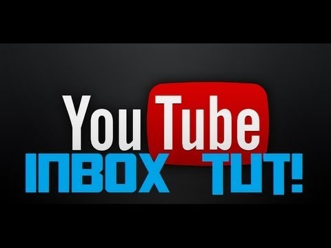 How to access YouTube inbox 2015