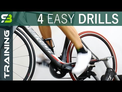 These 4 Exercises Will Improve Your Pedaling Efficiency. How To Pedal On The Bike?