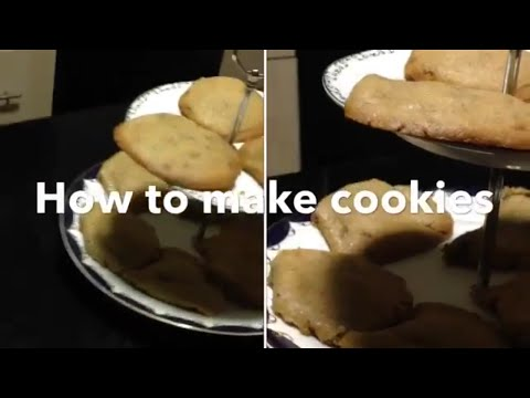 chewy chocolate chip cookies |Cook Creations