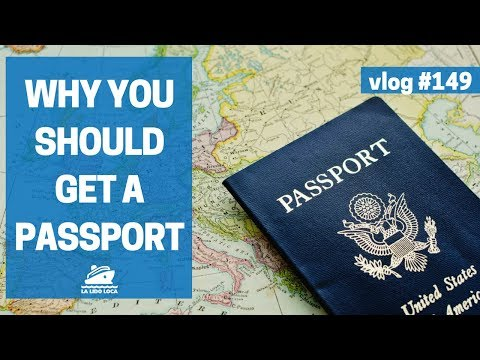 Why You Should Get Your Passport - vlog 149