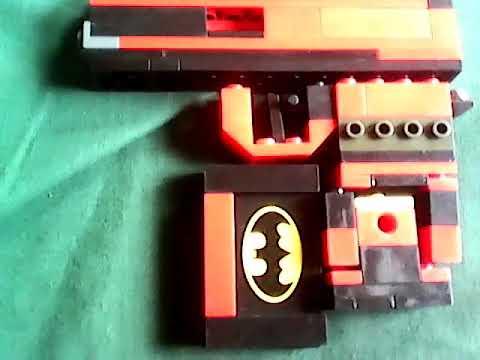 Lego Glock18 BlackRose