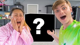 Download THIS ALMOST MADE HER CRY!! (SURPRISING LIZ) Video