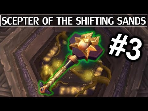 The Scepter of the Shifting Sands [3/3] Quest Log Episode 3