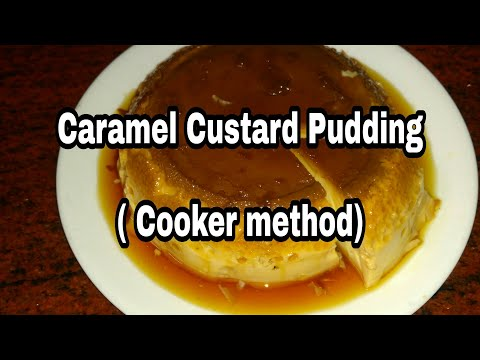 Caramel Casturd Pudding/ Caramel Casturd/Caramel Custard Recipe in Tamil/ Caramel Custard in Tamil