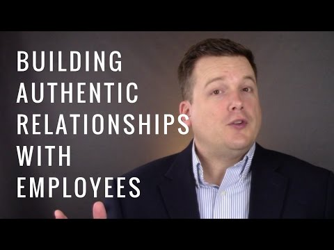 Building Authentic Relationships With Employees - Your Practice Ain't Perfect - Joe Mull