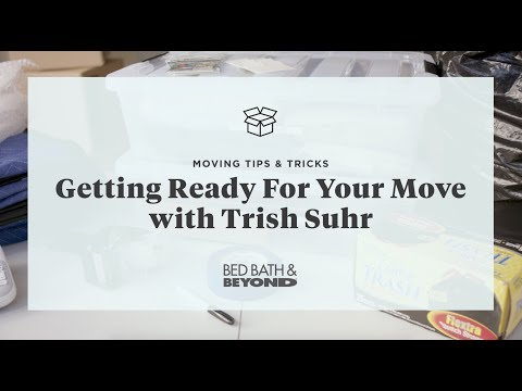 Moving Tips & Tricks: Getting Ready for Your Move