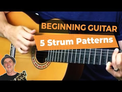 Strum Patterns For Beginners   5 Best Guitar Strumming Patterns for Beginning Guitar