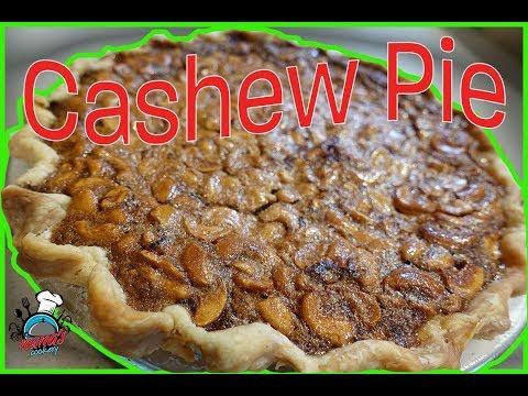 How To Make Cashew Pie || Nana's Cookery