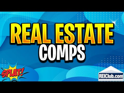 Real Estate Values - How To Pull Accurate Real Estate Comps - REIClub.com