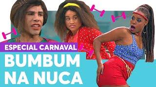 Briti quer o BUMBUM de SARA JANE! 🍑 | Tô de Graça | ESPECIAL CARNAVAL