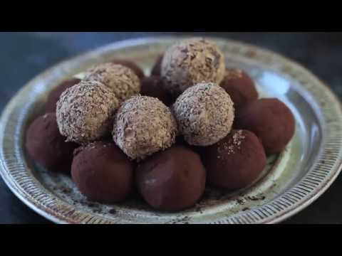 Chocolate Caramel Truffles Recipe