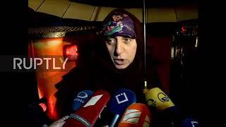 Georgia: 12 killed in Batumi hotel fire