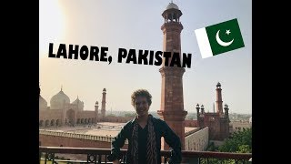 4 DAYS IN LAHORE (As A Westerner)! - DocuVlog