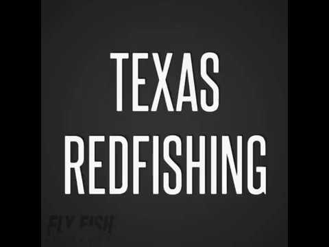 Fly Fishing Rockport, Texas for Redfish