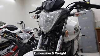 Keeway Rks 125 White Bike Video - PlayKindle org