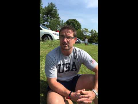 Mike Friday USA Rugby Men's Eagles 7s Coach