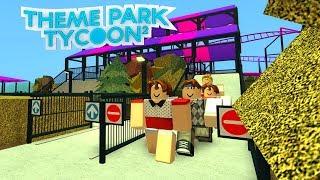 SPEED BUILD Theme Park Tycoon 2 ROBLOX,TCHT8 - VideosTube