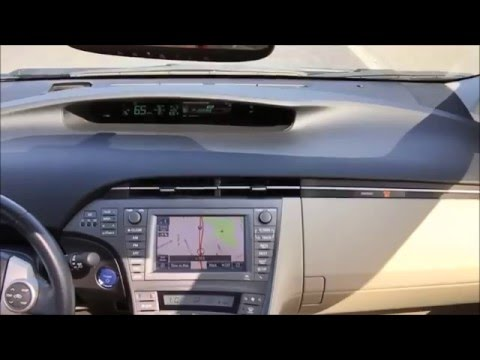 2012 Toyota Prius Hybrid   Pre Purchase Used Car Inspection Video