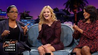 Mindy Kaling, Reese Witherspoon & Oprah