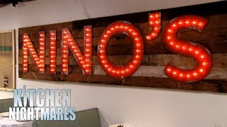 Nino's Gets A Makeover | Kitchen Nightmares