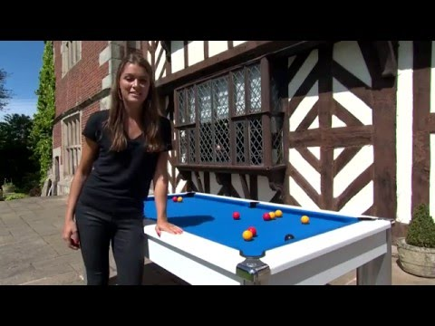 Buyer's Guide to Outdoor Pool Tables
