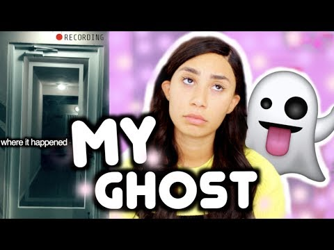 MY GHOST STORY | How A Ghost Followed Me To My New House  | MyLifeAsEva