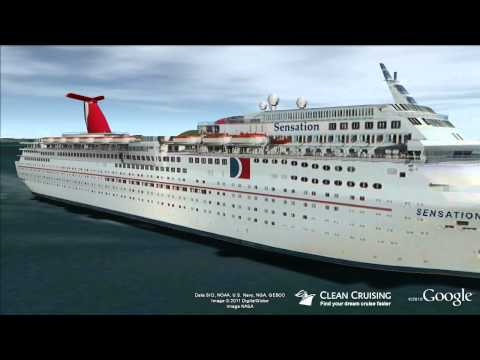 Carnival Sensation Virtual Ship Tour