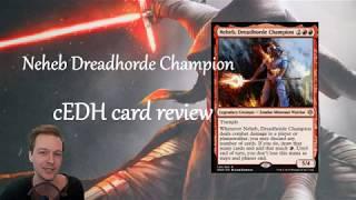 Dreadhorde Arcanist card review - cEDH TV - VideoFilm wiki