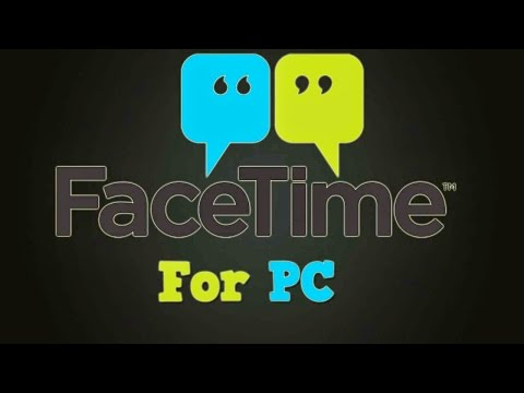 Facetime For PC : How To Use Facetime On Windows 10 8 PC/Laptop 2017