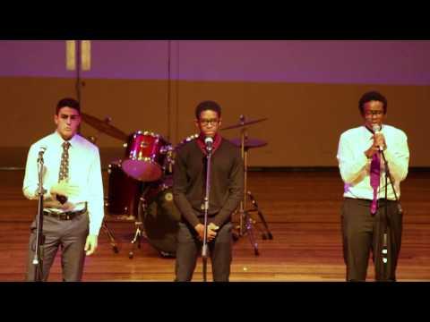 In Anticipation - Dartford Grammar School Talent Show 2016
