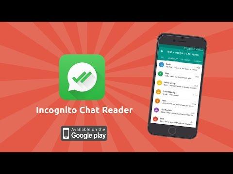 Invisible whatsapp reader - Blue tick hide