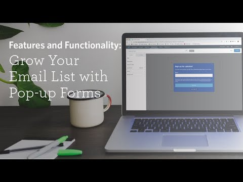 Introducing new pop-up forms | Constant Contact