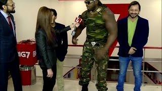 TINY IRON Wrestler in pakistan