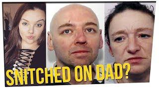 Teen Turns in Her Burglar Dad ft. DavidSoComedy
