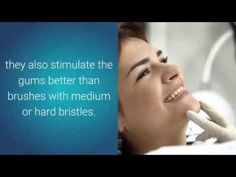 Weston Florida's First Dentist Explains How To Choose a Toothbrush