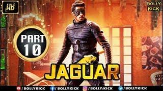 Jaguar Full Movie Part - 10 | Hindi Dubbed Movies | Nikhil Gowda Movies | Action Movies