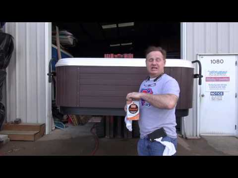 How To Make Composite Hot Tub Side Panels Look New FYI from The Spa Guy
