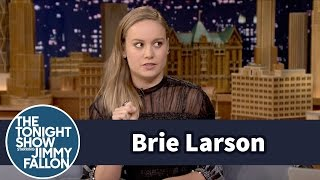 Download Brie Larson Jumped Out a Window at a College Party Video