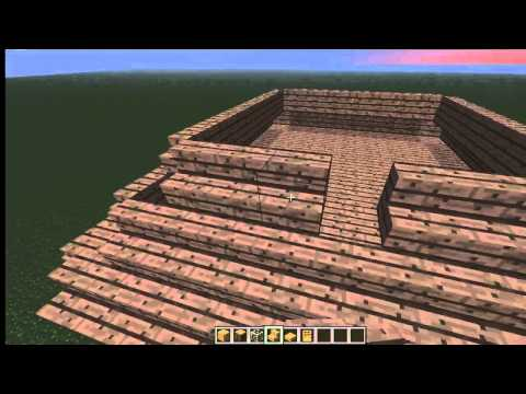 How To Make A Cool Simple House - Tutorial