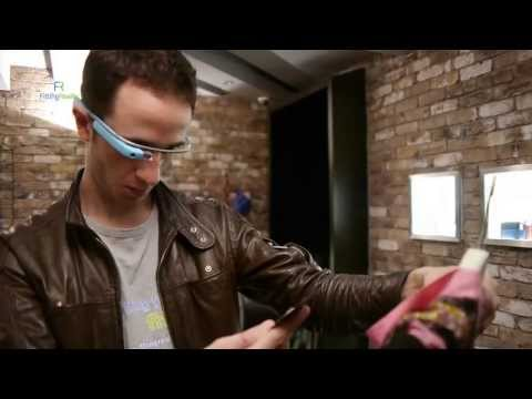 Fitting Reality for Google Glass