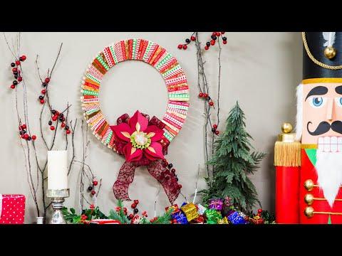 DIY Christmas Wreath - Home & Family